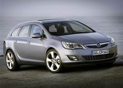 OPEL ASTRA ST 1.7 CDTI Sport Tourer Cosmo